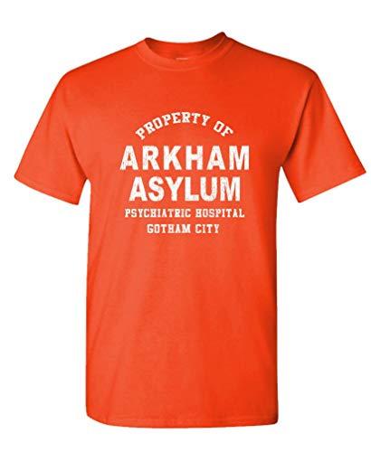 Guacamole Arkham Asylum for Criminally Insane - tv - Unisex T-Shirt