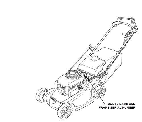 Honda Genuine OEM Harmony II HRR216 (HRR2168VKA) (HRR2168VYA) Walk-Behind Lawn Mowers Rear Drive Wheel