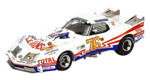 1/43 1976 シボレー コルベット `Spirt of Le Mans` グリーンウッド #76(ホワイト) TSM114329