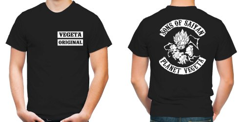 Sons of Saiyan T-Shirt   M3