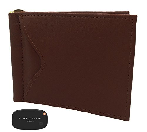 Pocket Clip with Metro Coco Royce Cash Technology Collection Leather W Gps Outside Men's Wallet gpxHXtqX0w