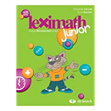 Leximath junior            2/e lexique math. base