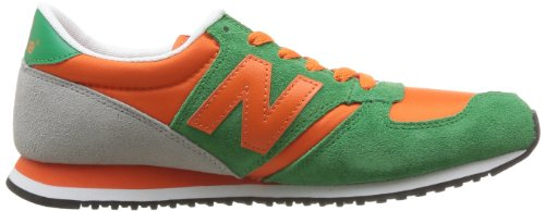 Adulte Balance D Mode New 6 orange Mixte Green Mehrfarbig 14e U420 Baskets grg ExSqdXw0d