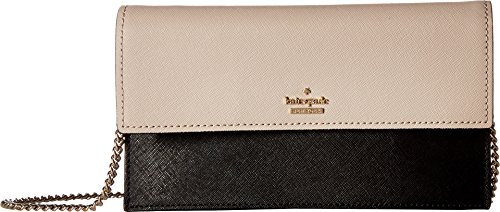 Kate Spade New York Women's Cameron Street Brennan Wallet on a Chain, Tusk, One Size by Kate Spade New York