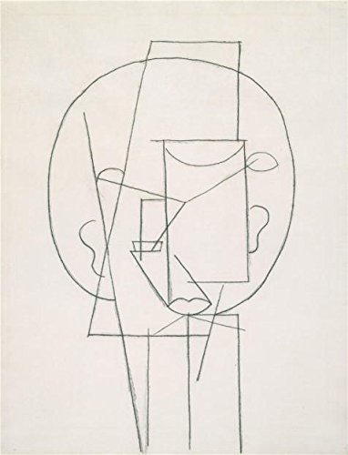 Divas Costume Battle Royal (High Quality Polyster Canvas ,the Best Price Art Decorative Prints On Canvas Of Oil Painting 'Pablo Picasso-Head,1913', 18x24 Inch / 46x60 Cm Is Best For Living Room Gallery Art And Home Decoration And Gifts)