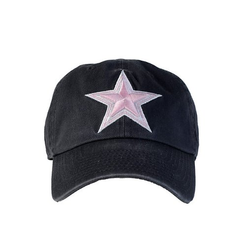 NFL Dallas Cowboys Womens Rush Slouch Adjustable Hat - Navy Blue