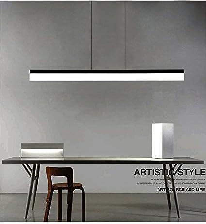 Lampade Sospensione Per Ufficio.Art Lamps Lampade A Luce Led Moderno Semplice Elegante Ufficio Molto Luminoso Adatto Per Lavoro Camera Home Design A Sospensione Lampada Luce