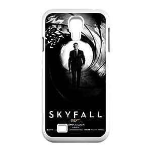 007 James Bond Samsung Galaxy S4 90 Cell Phone Case White Phone Accessories JS0K10K1