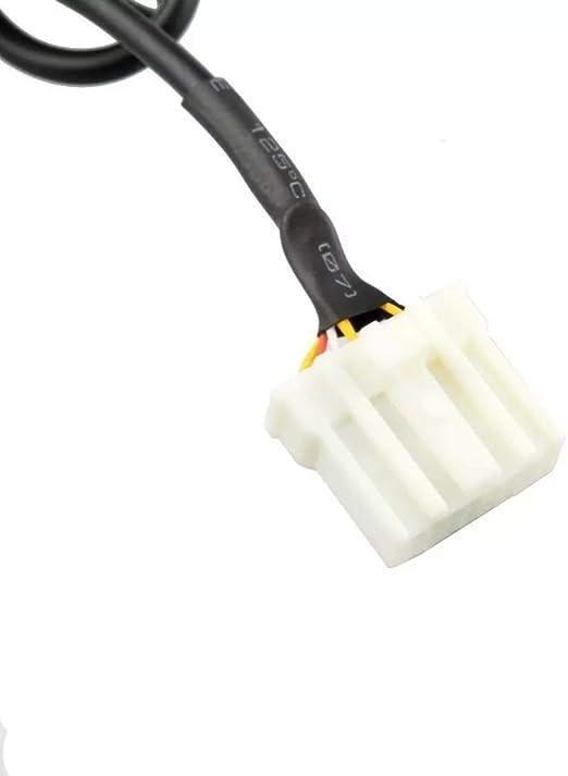 Aux In Anschluss Kabel 3 5mm Klinke Für Mazda 2 3 5 6 Mp3 Auto
