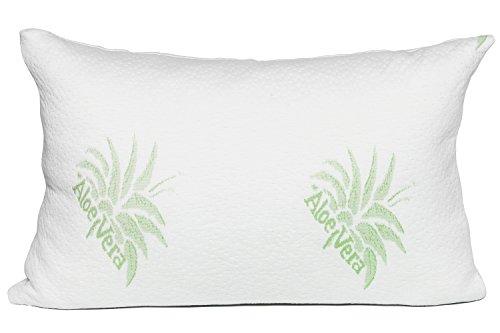 Cloud Soft Foam Memory Pillow (White) - 1