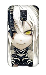 black rock shooter Anime Pop Culture designer Samsung Galaxy S5 cases