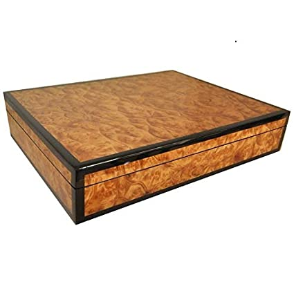 InStyle Decor Hollywood, Caja de Regalo de Madera, Caja de Madera Decorativa, Caja