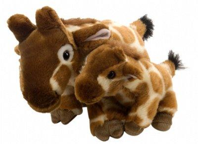 Cuddlekins Giraffe with Baby 10
