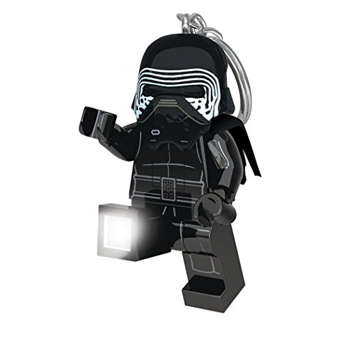 LEGO Star Wars: The Last Jedi - Kylo Ren LED Key Chain Flashlight -