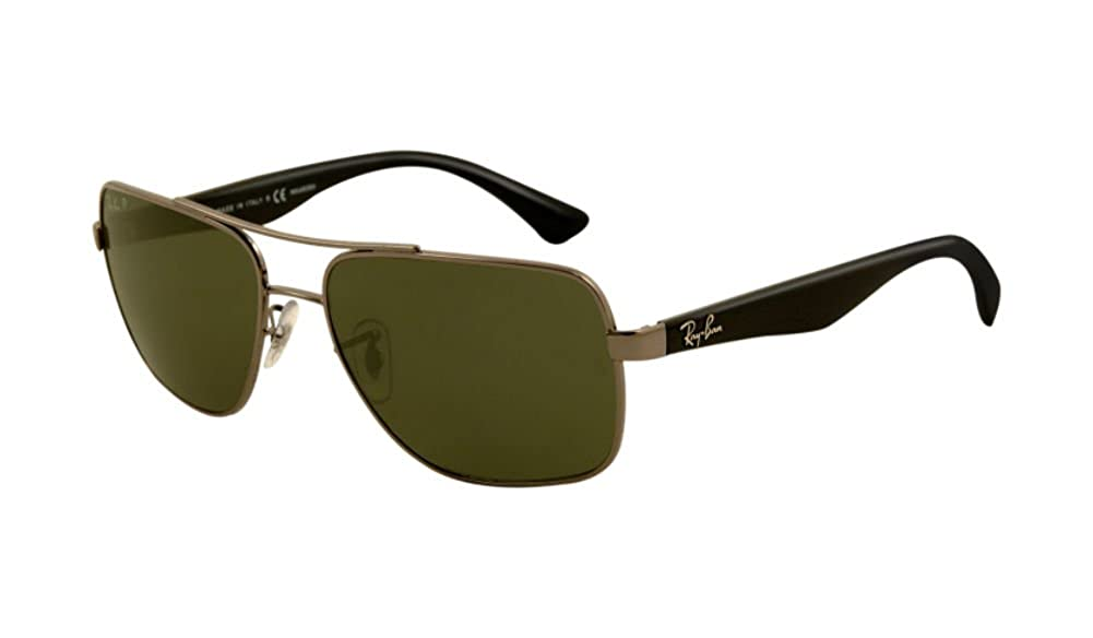 Amazon.com: Ray Ban RB3483 – Gafas de sol color 004/58: Shoes