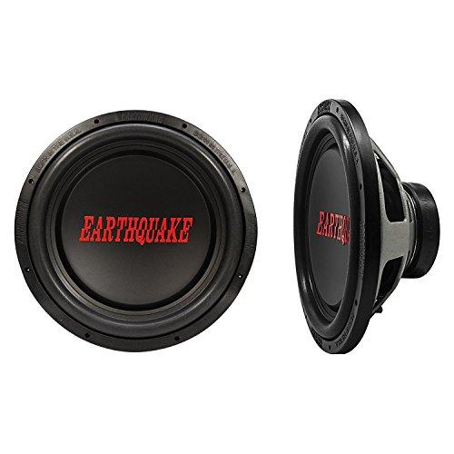 Earthquake Sound TREMOR X154 Tremor X Subwoofer