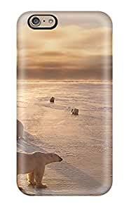 New Chillin On Ice Tpu Skin Case Compatible With Iphone 6