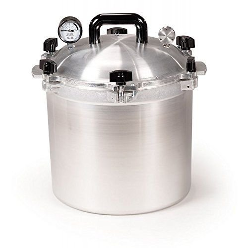 New All American 921 Usa Made 21.5 Quart Pressure Cooker Canner Sale""