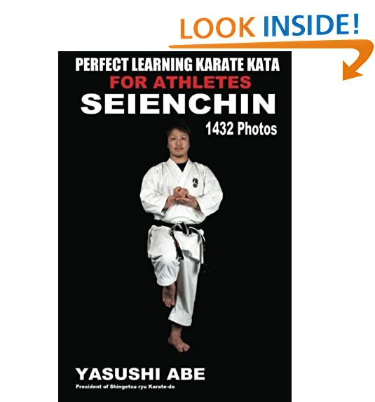 Karate kata amazon perfect learning karate kata for athletes seienchin to the best of my knowledge this is the first book to focus only on karate kata illustrated fandeluxe Choice Image