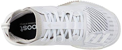 000 ftwbla Elite plteme griuno Fitness W Blanc Femme De Chaussures Adidas Crazytrain PZwq88