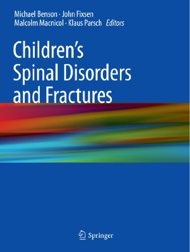 Children's Spinal Disorders and Fractures