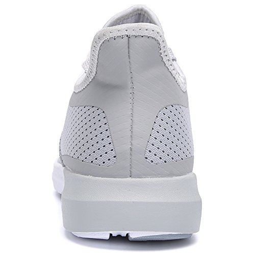 Sole Athletic Sport Light Mesh Walking Men Sneakers Shoes Soft UNN Running Casual Breathable Lightweight Grey xqSHvtw8w