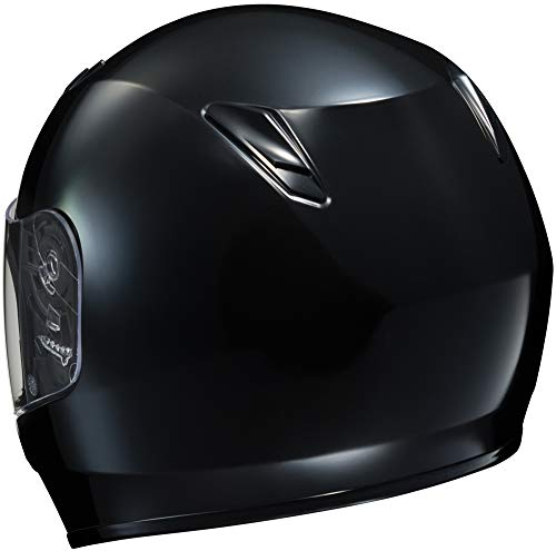 HJC Helmets CL-Y Youth Helmet (Black, Large)