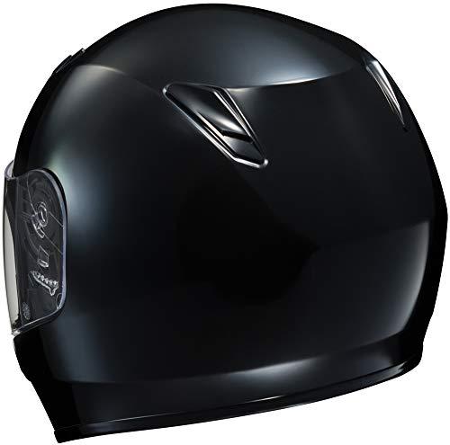 HJC Helmets CL-Y Youth Helmet (Black, ()