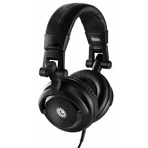 Hercules HDP DJ-M40.1 DJ Headphones Commerce Low Back Swivel