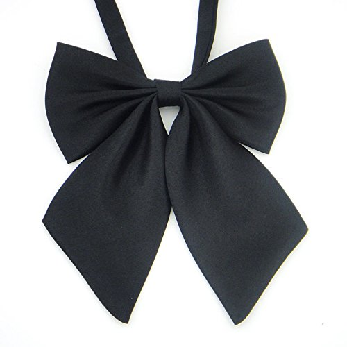 Price comparison product image B.STAR Japan High School Student Girl Sailor Suit Bowknot JK Ribbon Black