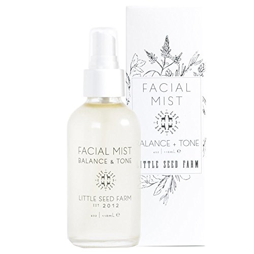 Little Seed Farm Balancing Facial Mist & Toner, 4.0 Ounce by Little Seed Farm