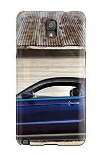 High Quality Robert J Murphy Blue Ford Mustang Near A House Skin Case Cover Specially Designed For Galaxy - Note 3