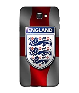 ColorKing Football England 15 Multi Color shell case cover for Samsung On7 Prime