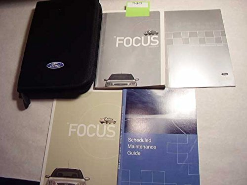 2005 ford focus book - 2