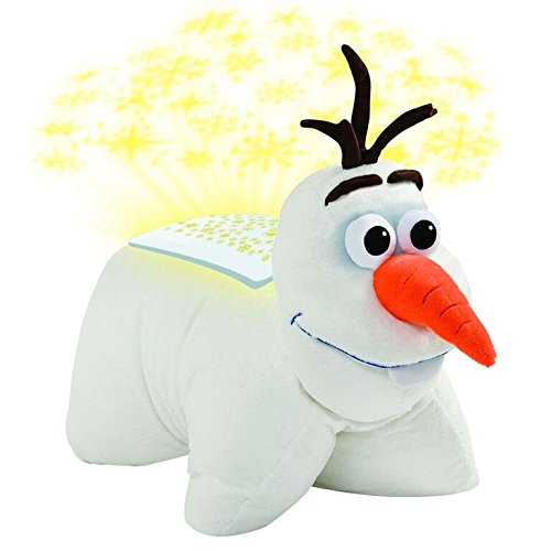 Dream Lites Pillow Pet, Disney Frozen, Olaf, 1 ea