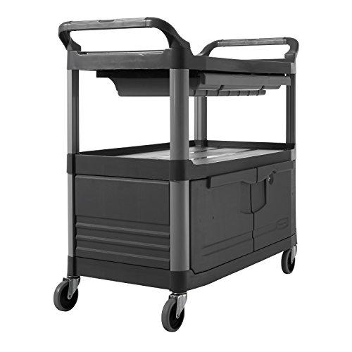 525 lbs - Rubbermaid Utility Cart