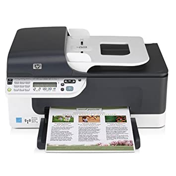 HP Impresora multifuncional HP Officejet J4680: Amazon.es ...