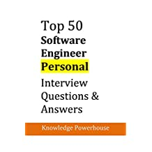 Top 50 Software Engineer Personal Interview Questions & Answers
