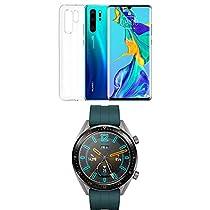 Huawei: Promozione su P30 e Watch GT Active Smartwatch