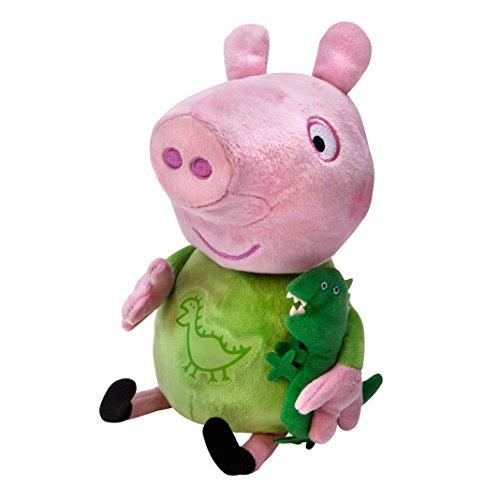 Peppa Pig Plush, Slumber N' Oink George -