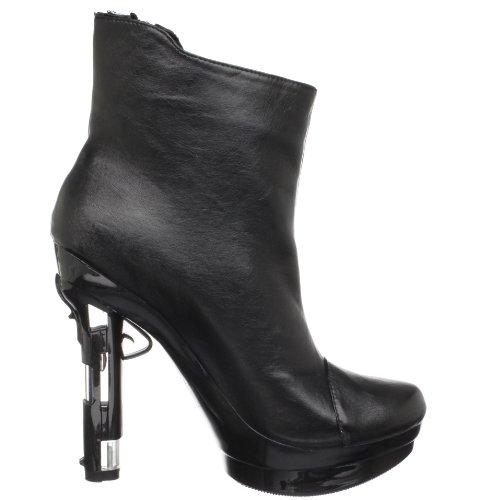 Ankle Women's Black The Handgun Highest Boot Heel q4vE4I