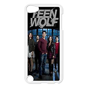 C-EUR Customized Print Teen Wolf Pattern Hard Case for iPod Touch 5