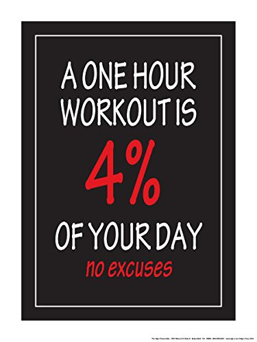 b4f1c1db6 Amazon.com: A One Hour Workout Is 4% of Your Day 18