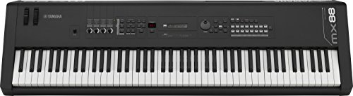 Yamaha MX88 Synthesizer Keyboard w/ Weighted Piano Action  -