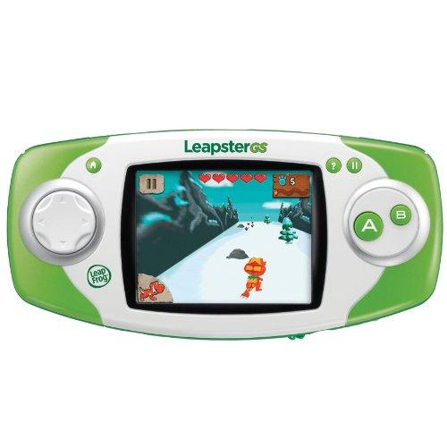 LeapFrog LeapsterGS Explorer, Green