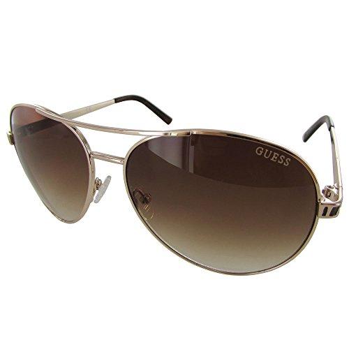 Womens GUF241 Aviator Fashion Sunglasses