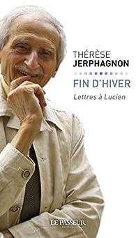 Fin d'hiver par Thérèse Jerphagnon