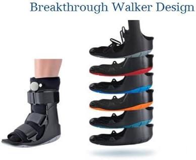 Amazon.com: Ovation Medical corto (Aire neumática) Walker ...