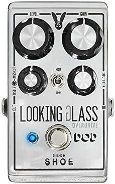 Digitech DOD Looking Glass - Pedal de efectos de distorsión de guitarra