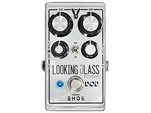 Digitech Guitar Distortion Effects Pedal (DOD-LOOKINGGLASS-U)